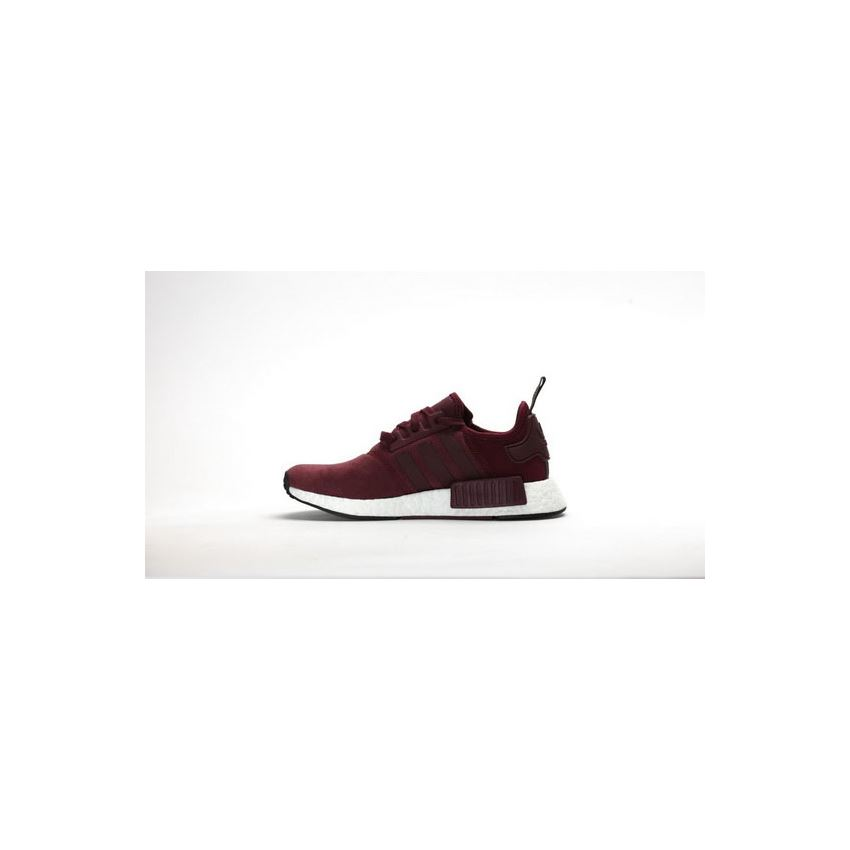 sports shoes bd59f 0fdc3 Adidas NMD R1 Original Boost Runner W Maroon, Yeezy 500 ...